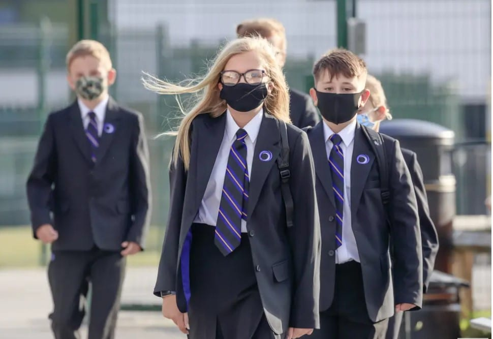 'Child abuse': How masks in schools became latest cause of Covid rage